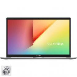 "Laptop ASUS VivoBook S15 S533FA cu procesor Intel® Core™ i5-10210U pana la 4.20 GHz, 15.6"", Full HD, 8GB, 512GB SSD, Intel® UHD Graphics, Free DOS, Gaia Green"