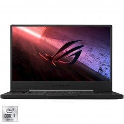 "Laptop Gaming ASUS ROG Zephyrus S15 GX502LXS cu procesor Intel® Core™ i7-10875H pana la 5.10 GHz, 15.6"", Full HD, 300Hz, 32GB, 1TB SSD, NVIDIA®GeForce®RTX2080SUPER™Max-Q 8GB Optimus, Free DOS, Black"
