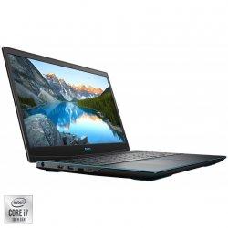 "Laptop Gaming Dell Inspiron 3500 G3 cu procesor Intel Core i7-10750H pana la 5.00 GHz, 15.6"", Full HD, 8GB, 512GB SSD, NVIDIA GeForce GTX 1650 4GB, Ubuntu, Black"