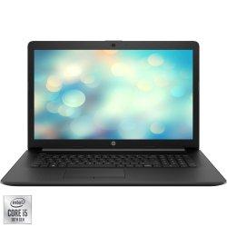 "Laptop HP 17-by3001nq cu procesor Intel® Core™ i5-1035G1 pana la 3.60 GHz, 17.3"", Full HD, 8GB, 512GB SSD, Intel® UHD Graphics, Free DOS, Black"