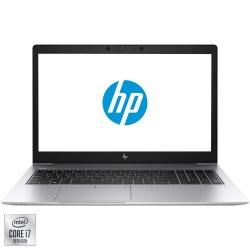 "Laptop HP ProBook 450 G7 cu procesor Intel® Core™ i7-10510U pana la 4.90 GHz Comet Lake, 15.6"", HD, 8GB, 512GB SSD, NVIDIA® GeForce® MX250 2GB, Free DOS, Silver + Geanta"