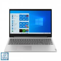 "Laptop Lenovo ideapad S145-15IKB cu procesor Intel® Core™ i3-8130U, 15.6"" HD, 4GB, 128GB, Intel® UHD Graphics 620, Windows 10 Home S, Platinum Grey"