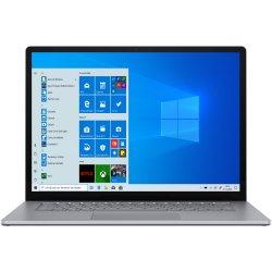 "Laptop Microsoft Surface 3 cu procesor AMD Ryzen 5 3580U pana la 3.70 GHz, 15"", Full HD+, Touch, 8GB, 128GB SSD, AMD Radeon Vega 9, Windows 10 Home, Silver"