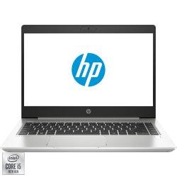"Laptop ultraportabil HPProBook 440 G7cu procesor Intel® Core™ i5-10210U pana la 4.20 GHz, 14"", Full HD, 8GB, 256GB SSD, Intel UHD Graphics, Free DOS, Silver"