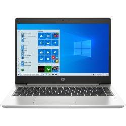 "Laptop ultraportabil HP ProBook 445 G7 cu procesor AMD Ryzen™ 5 4500U pana la 4.00 GHz, 14"", Full HD, 8GB, 256GB SSD, AMD Radeon™ Graphics, Windows 10 Pro, Pike silver"