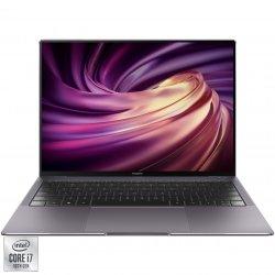 "Laptop ultraportabil Huawei MateBook X Pro 2020 cu procesor Intel® Core™ i7-10510U pana la 4.90 GHz, 13.9"", 3K, Touch, 16GB, 1TB SSD, NVIDIA® GeForce® MX250 2GB, Windows 10 Pro, Space Gray"