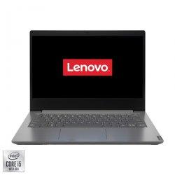 "Laptop ultraportabil Lenovo V14 IIL cu procesor Intel Core i5-1035G1 pana la 3.60 GHz, 14"", HD, 8GB, 256GB SSD, Intel UHD Graphics, Iron Grey, Free DOS"