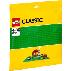 LEGO Classic - Placă de baza verde 10700