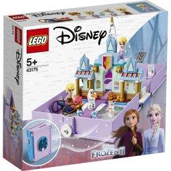LEGO Disney Princess - Aventuri din cartea de povesti cu Anna si Elsa 43175 image