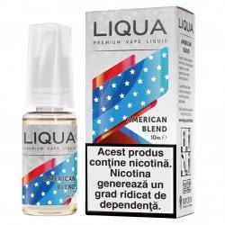 Lichid pentru Tigara Electronica Liqua Elements, 10ml, American Blend, 12 mg/ml. image