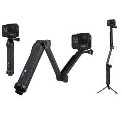 Maner/Monopied/Trepied GoPro 3-Way