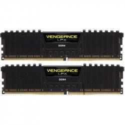 Memorie Corsair Vengeance LPX Black, 16GB DDR4, 3200MHz, CL16