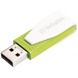 Memorie USB Verbatim Swivel 32GB, USB 2.0, Verde