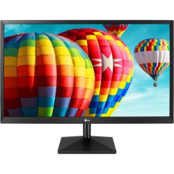 "Monitor Gaming LED IPS LG 27"", Full HD, HDMI, FreeSync, Negru, 27MK430H-B"