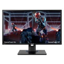Monitor Gaming LED TN ASUS VG245H 24``, FHD, 1ms, 75Hz, FreeSync, Flicker-free, Low Blue Ligh, Pivot, Negru, VG245H