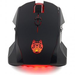 Mouse gaming A+ G5-Loki, 2500 DPI, Negru