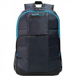 """Rucsac laptop Dicallo 16"""", Negru/Albastru"""