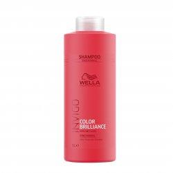 Sampon Wella Professionals Invigo Color Brilliance Fine/Normal pentru par vopsit cu structura subtire/normala, 1000 ml