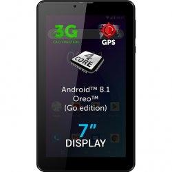 Tableta Allview Ax503, Quad-Core 1.3 GHz, 1GB RAM, 8GB, 3G, Black