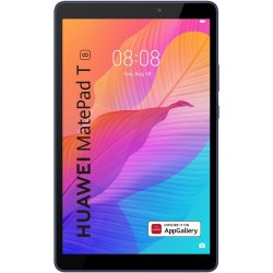 "Tableta Huawei MatePad T8, Octa-Core, 8"", 2GB RAM, 32GB, 4G, Deepsea Blue"
