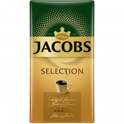 Cafea macinata Jacobs Selection, 500 gr image