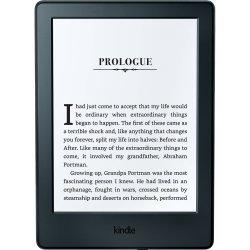 eBook Reader New Kindle Glare 6, Touch Screen, 8th Generation, Wi-Fi, Negru image