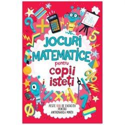 Jocuri Matematice Pentru Copii Isteti image