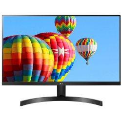 "Monitor LED IPS LG 27"", Full HD, HDMI, Negru image"