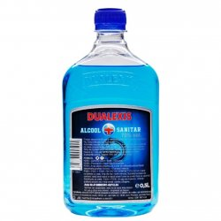 Alcool sanitar Dualexis, 70%, 500ML
