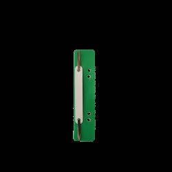 Alonje din plastic EVOffice, A5, 100 buc, Verde