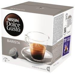 Capsule Nescafé Dolce Gusto Espresso Barista, 16 capsule, 112g image