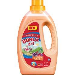 Detergent lichid Bonux 3in1 Color Glow, 20 spalari, 1.1 l image