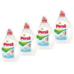 Detergent lichid Persil Sensitive Gel, 160 spalari, 4x2L