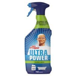 Detergent universal Mr. Proper Ultra Power Spray Igiena, 750 ml