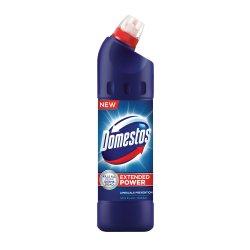 Dezinfectant inalbitor anticalcar Domestos Original Blue, 750 ml image