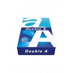 Hartie alba pentru copiator A3, 80g/mp, clasa A, Double A, 500coli/top