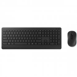 Kit Tastatura + Mouse Microsoft Desktop 900, Wireless, Negru