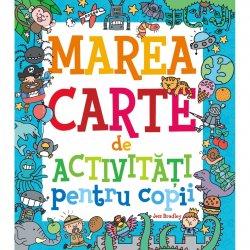Marea carte de activitati pentru copii - Jess Bradley image
