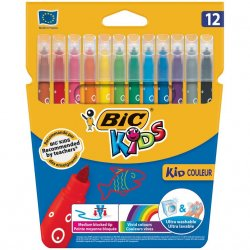 Markere colorate ultralavabile Kid Couleur P/12