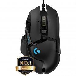 Mouse gaming Logitech G502 Hero 16K DPI, Negru