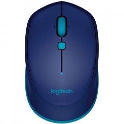 Mouse Logitech M535, Bluetooth, Blue