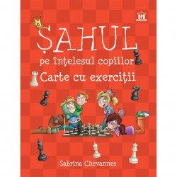 Sahul pe intelesul copiilor - Carte cu exercitii - Sabrina Chevannes image