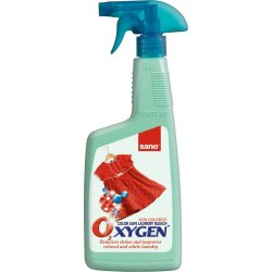 Solutie pentru indepartarea petelor Sano Oxygen Trigger, 750ml