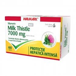 Supliement alimentar Silymarin Milk Thistle Max Walmark, 60 comprimate