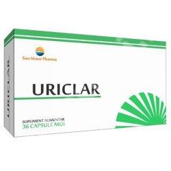Supliment alimentar Uriclar Sun Wave, 36 capsule