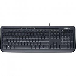 Tastatura Microsoft Wired Keyboard 600, USB, Negru