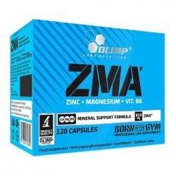 Vitamine si minerale, Olimp Sport Nutrition ZMA zinc magneziu vit B6, 120 capsule