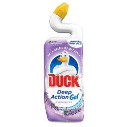 Dezinfectant toaleta Duck Anitra Deep Action Gel Lavender 750ml image