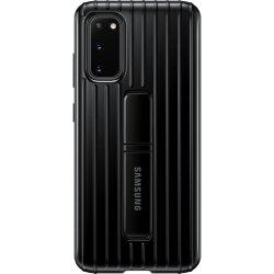 Husa de protectie Samsung Protective Standing Cover pentru Galaxy S20, Black image