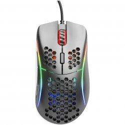 Mouse gaming Glorious Model D, Ultrausor 68g, Negru Mat image